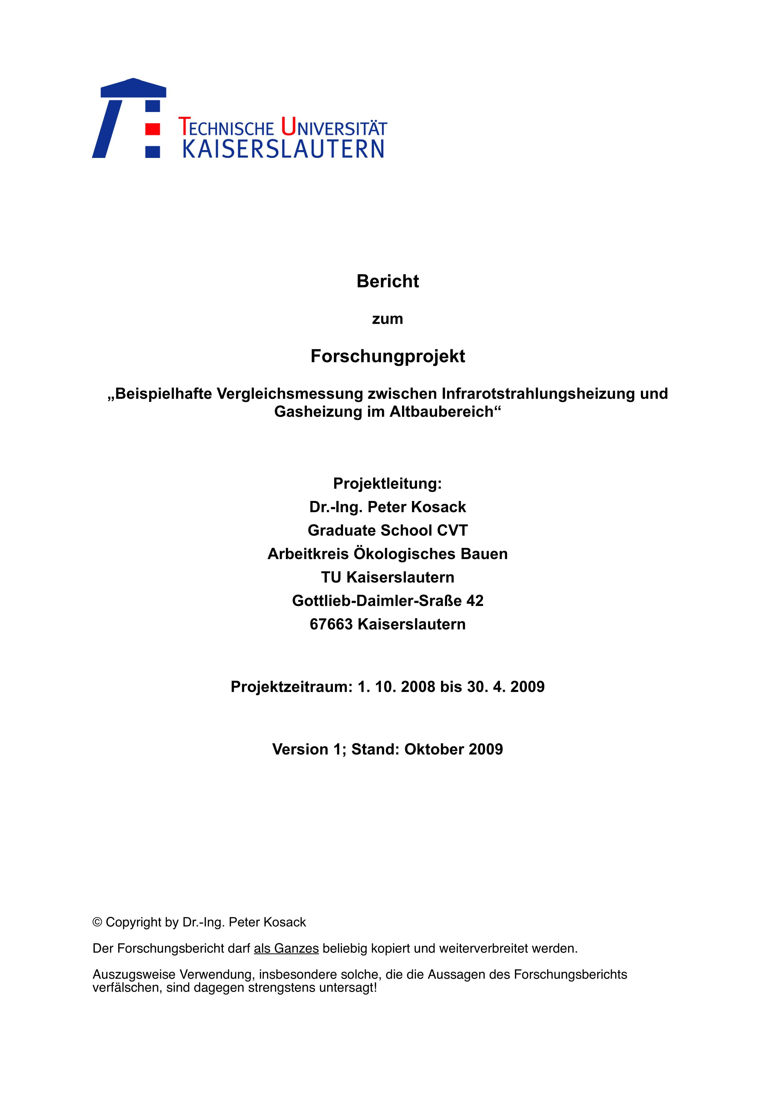 Infrarotheizung Forschungsbericht Knebel-Infrarotheizungen 01