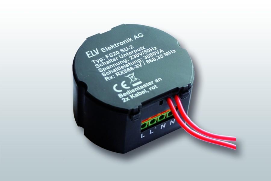 Unterputzempf Nger FS20SU Infrarotheizung-900x600
