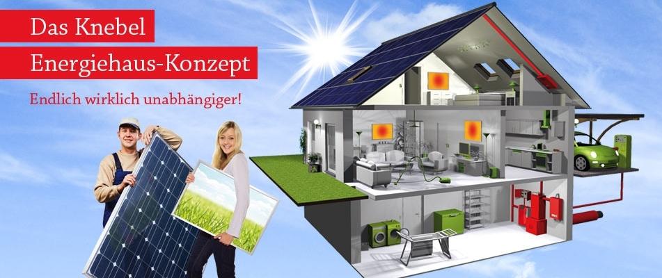 Energiehauskonzept System Knebel 1
