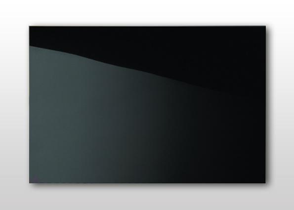 Nomix Schwarzglas Rahmenlos