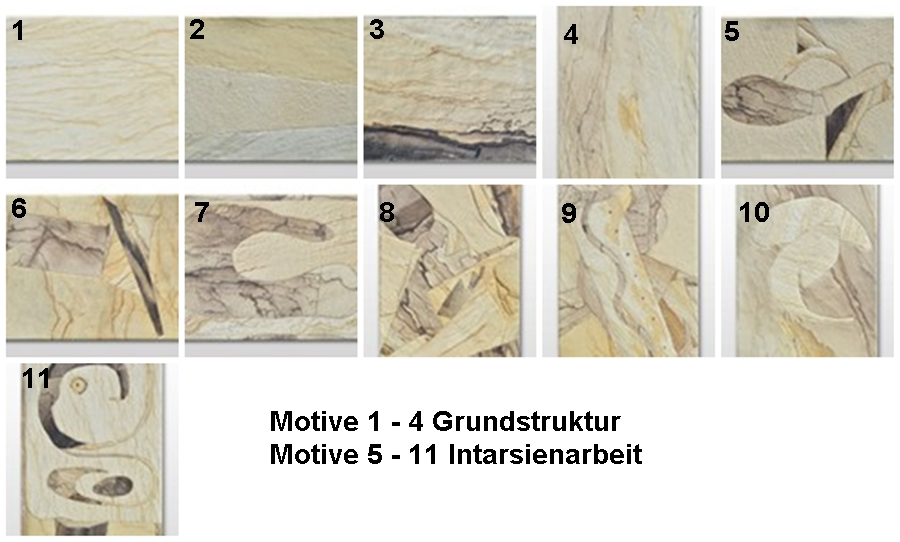 Sandstein Kombi 1